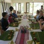 Keralan Thalli lunch