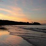 Sonnenuntergang - Coopers Beach