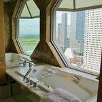 The square bathtub