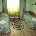 Гостиница Геликон