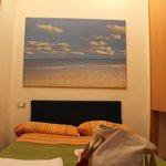 La camera da letto, molto intima!!!!