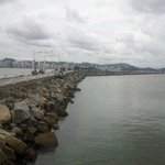Molhe - Barra Sul