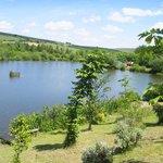 Large Coarse Fishing Lake