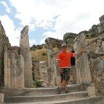 в Эфесе