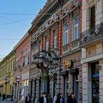 De nabijgelegen Zmaj Jovina Ulica