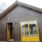 Cosy, comfortable, well appointed lodge with superlative vie