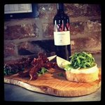 Three Tapas and a Bottle of House Wine for £18 Sunday - Thursday