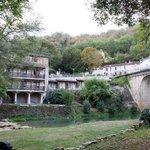Hotel cote ruisseau