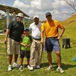 golf champions...