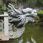 amazing chinese architecture at the Ipoh's