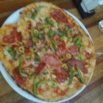 exquisita pizza mangle rojo