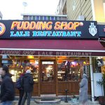 The Famous Pudding shop