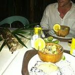 Dinner at My Tulum