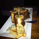 delicious bone marrow!