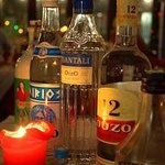 Ouzo- Greek National Drink
