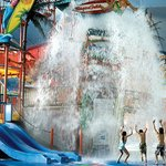 Fallsview Indoor Waterpark offers 3 acres of waterfun adjacent to the hotel
