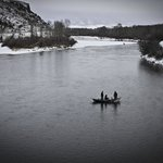 Snake River in Winter