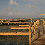 Bayfront Cottages - View of Pier