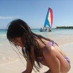 playa y actividades incluidas