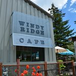 Windy Ridge Cafe Patio
