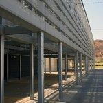 Western Science Center Loggia