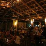 Cafe Viejo dining room