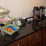 Lobby Coffee Area