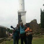 Faro en Colonia de sacramento Uruguay