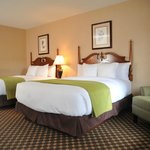 Executive Room with 2 Queen Beds
