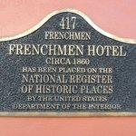 Frenchmen History