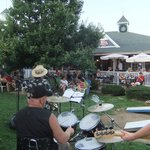 Concerts are enjoyed by locals and visitors alike.