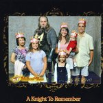 Medieval Times Family Photo