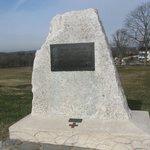 Monument to Clara Barton