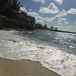 Beach at Avila Hotel