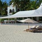Blue Restaurant for breakfast & lunch, right on beach