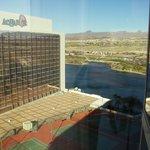 View from 16th floor looking toward Bullhead city.