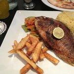 Fish Dinner - Yummy!