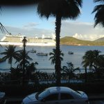From Room 215 (Virgin Gorda building)