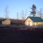 barn & sawmill shed