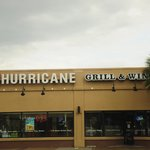 Hurricane Grill & Wings view from Hendricks Ave.