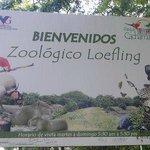 Entrada al Zoologico