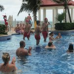 activities on the pool