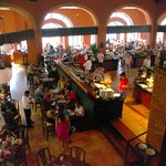 La Capilla.... great breakfast buffet