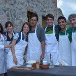 Equipe de cozinheiros