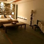 Our room - the Birgo Suite - beautiful! :)