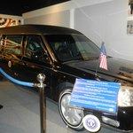 Presidential Funeral Car