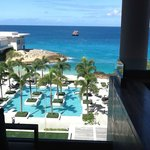 View from Room 424 - Viceroy Resort