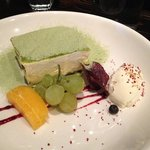 Must try Green Tea Tiramisu