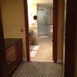bathroom. very spacious