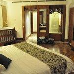 Bedroom in Suite